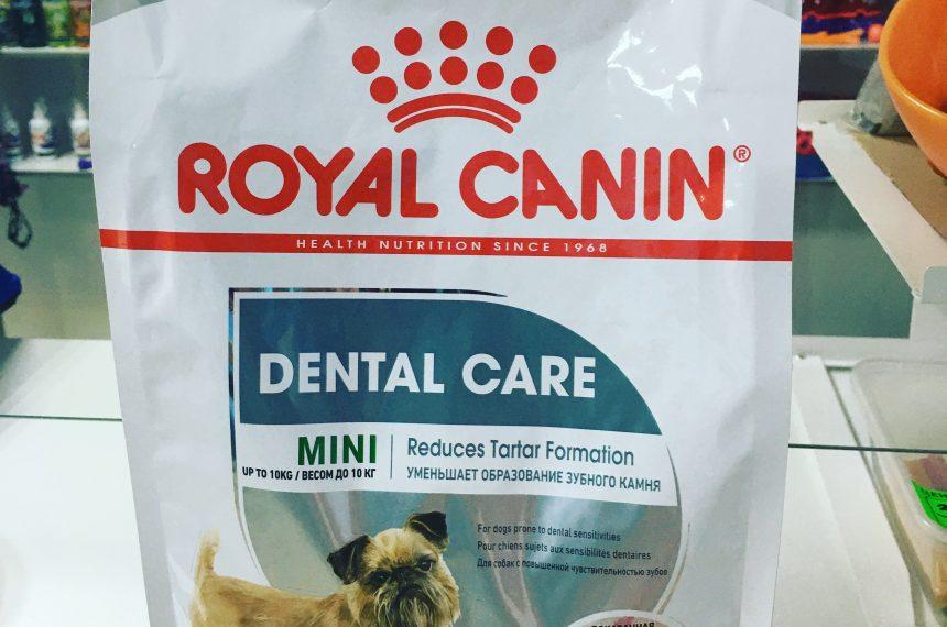 Royal Canin MINI DENTAL CARE 1кг